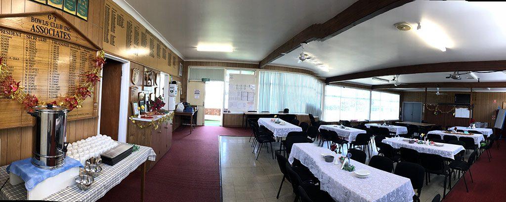 Hall panorama